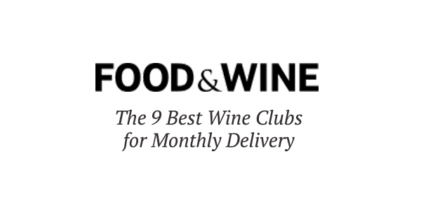 Food & Wine: The 9 Best Wine Clubs for Monthly Delivery