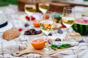 July: Summer Party Wines