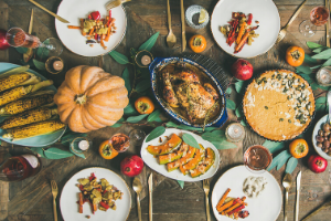 November: Thanksgiving Wines