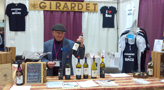 Girardet Vineyard & Winery