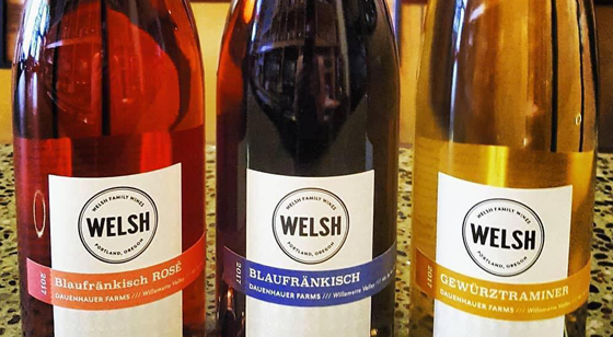 Welsh Family Wines